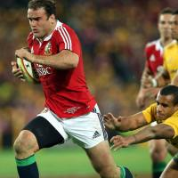 Wales International Jamie Roberts Leaves Bath Rugby Mid-Season For Exciting New Challenge
