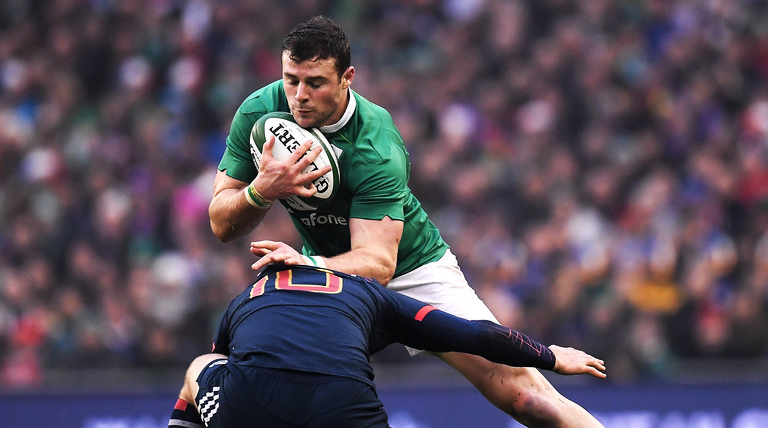 Pic: Robbie Henshaw Shares Hilarious Photo That All Men Can Relate To