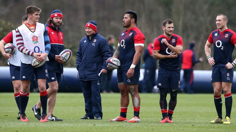 Premiership Boss Takes Aim At Eddie Jones Over 'Unacceptable Training Camps'
