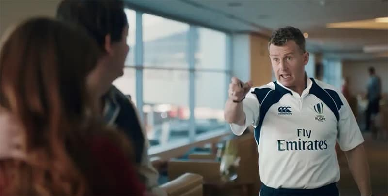 Watch: Referee Nigel Owens Stars In Absolutely Brilliant New Advert