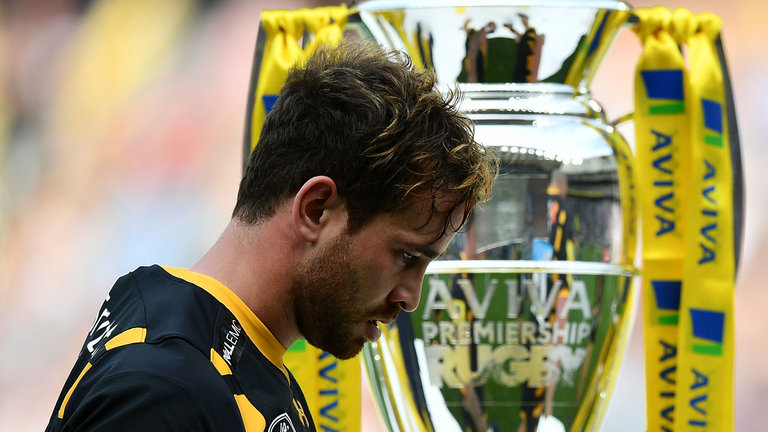 Wasps statement: Danny Cipriani