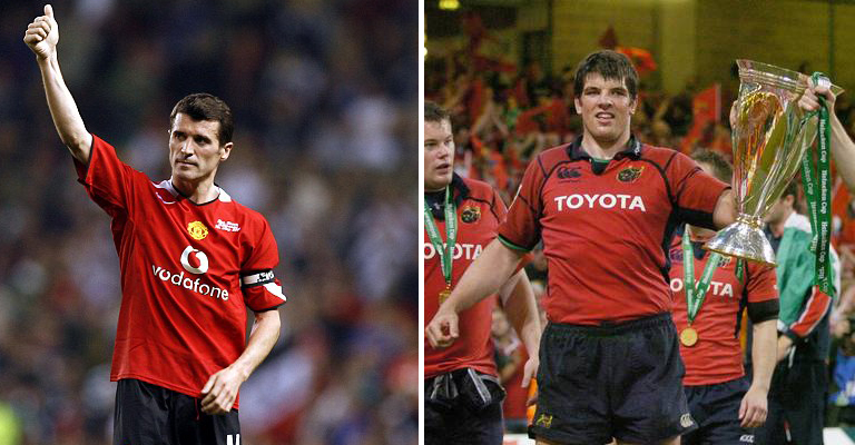 Donncha O'Callaghan On A Roy Keane Speech That Changed Munster Forever