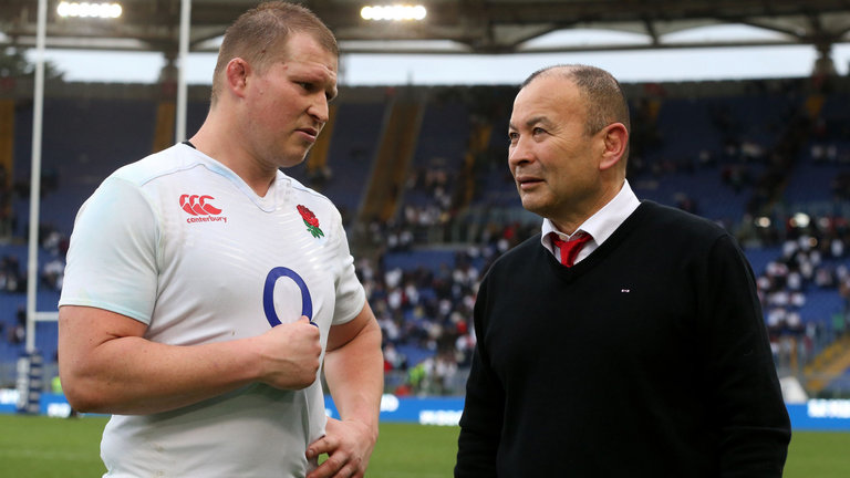 Owen Farrell and George Ford are not indispensable, warns Eddie Jones