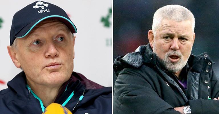 Joe Schmidt: Ireland can't suddenly replace three British & Irish Lions