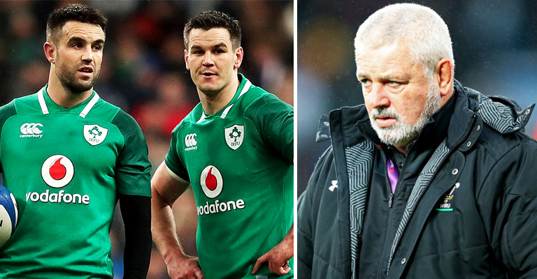 Conor Murray Responds To Gatland Saying Wales Will Target Him & Sexton