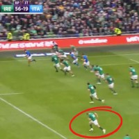 WATCH: Another Look At That Incredible Try-Saving Tackle By Keith Earls