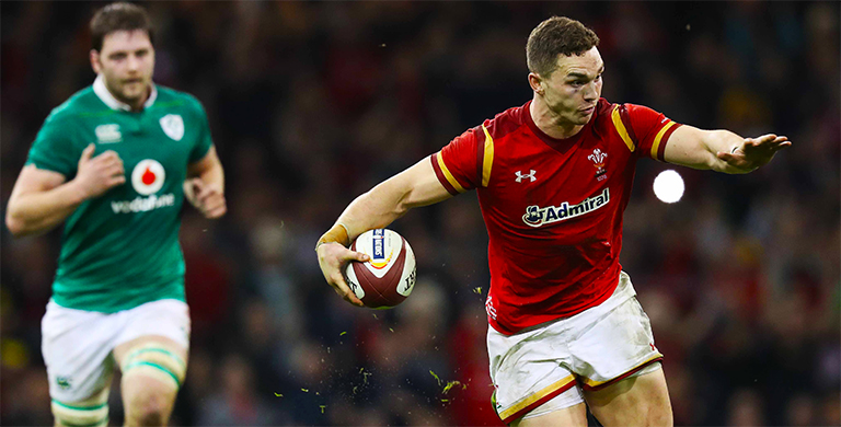 Gatland makes three changes to team ahead of Ireland clash