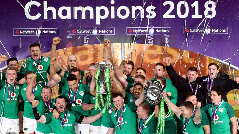IRFU Lays Out Its Objectives For The Next 5 Years Including Two World Cup Semi-Finals