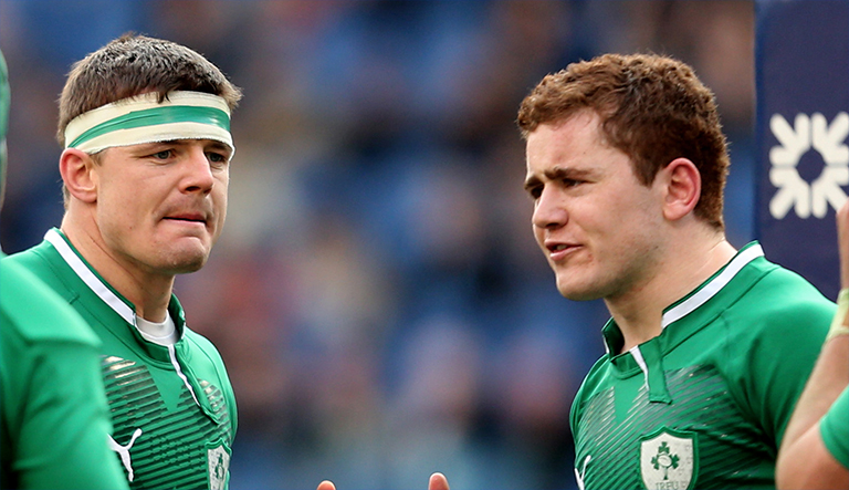Brian O'Driscoll Has His Say On The Sackings Of Paddy Jackson & Stuart Olding