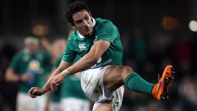 Brian O'Driscoll Has Some Pretty Sound Advice For Joey Carbery