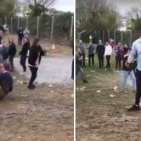 WATCH: Hilarious Video Of People Falling At Kinsale 7s Goes Viral