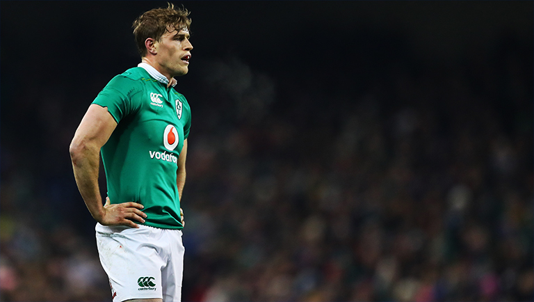 Ireland and Ulster wing Andrew Trimble to retire at end of season