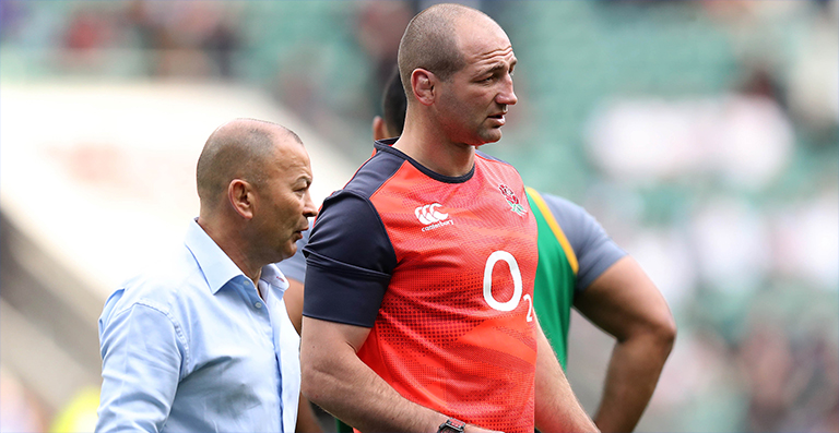 Steve Borthwick Attempts To Leave Eddie Jones' Coaching Ticket & Join Irish Province