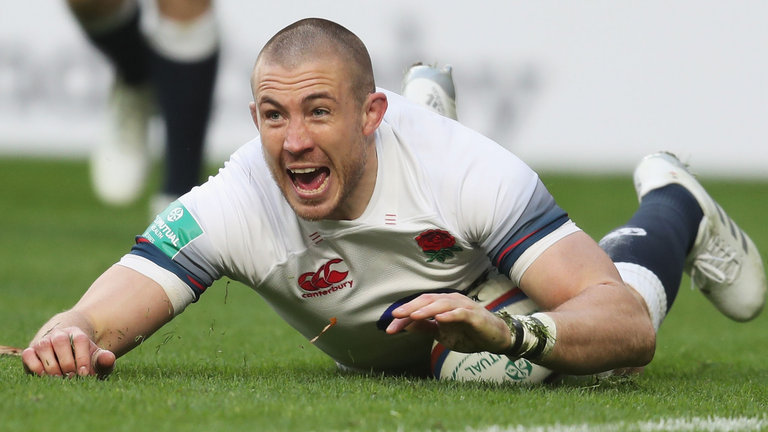 Mike Brown Hurt By Heated Exchange With England Supporter