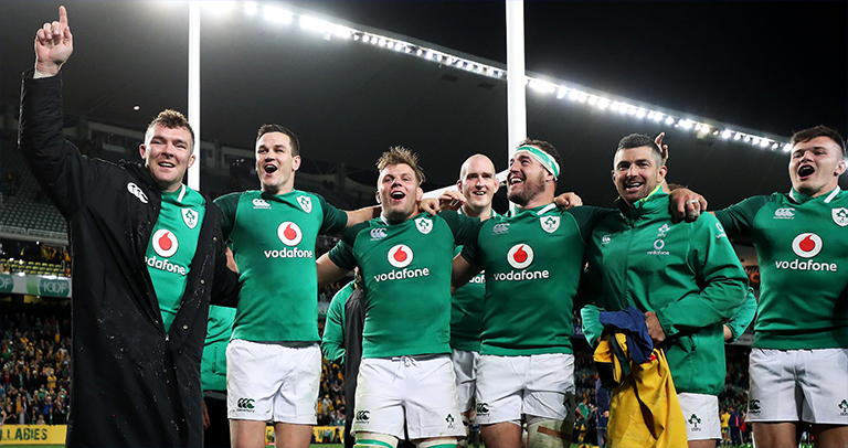A Look At The Strength In Depth Ireland Now Has In Each Position