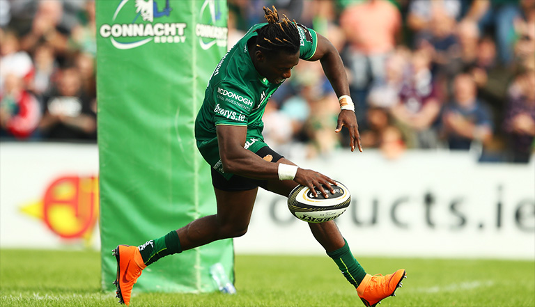 7-Try Connacht Run Riot In Demolition Of Premiership Giants