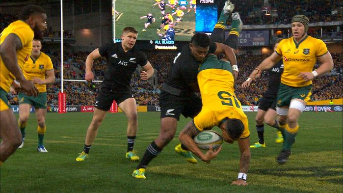 Outrage As All Blacks Once Again Escape Punishment Following Reckless Tackle