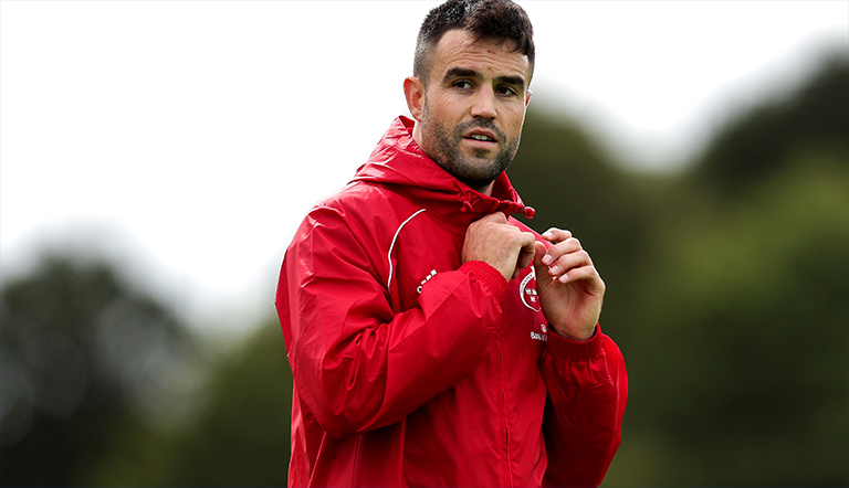 Munster Offer Up Fresh Update On Conor Murray's Neck Injury