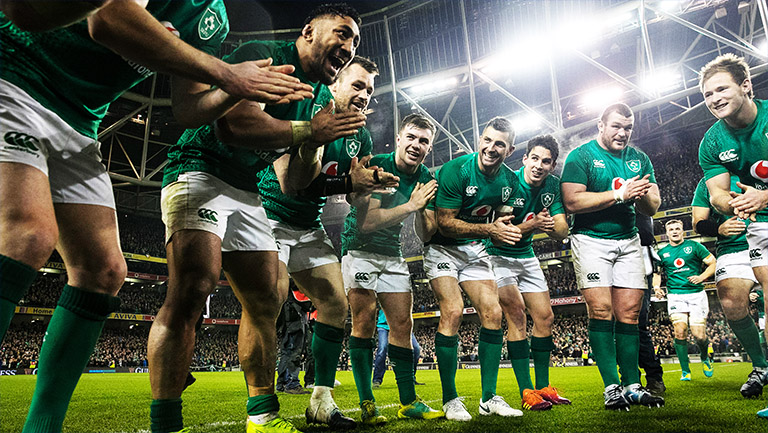Ireland International Ruled Out Of Entire Six Nations Championship