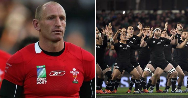 England rugby players decide against wearing rainbow laces for Gareth Thomas