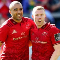Johann Van Graan Responds To Talk Of Simon Zebo Returning To Munster