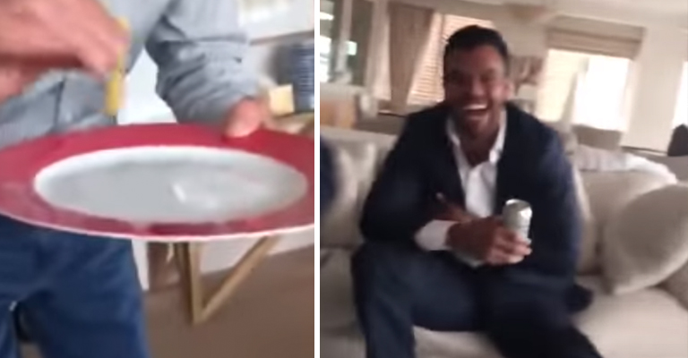 Wallabies Star Kurtley Beale Caught Up In Leaked 'Cocaine' Video Scandal
