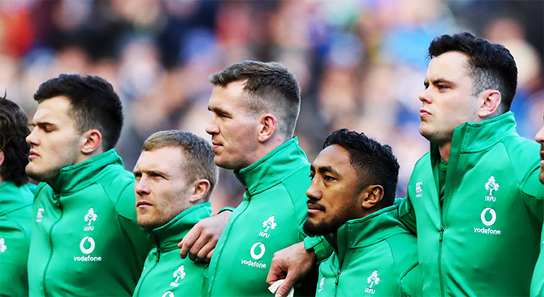 The Expected Ireland Team To Take On Italy Contains A Number Of Changes