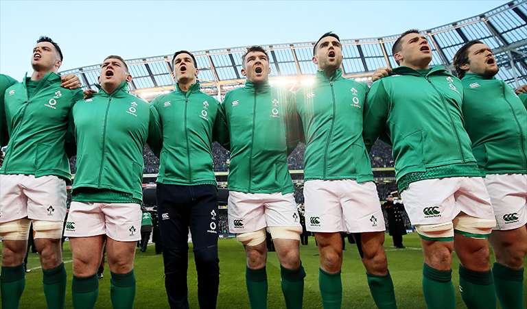 Ireland Squad Named For Six Nations Clash With Italy
