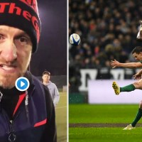 "Will Greenwood's ""Unmissable"" New Way Of Taking Drop Goals Could Catch On"