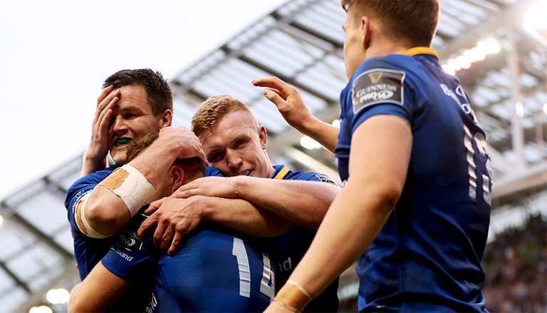 Leinster Name Frightening Team For Semi-Final Clash With Toulouse