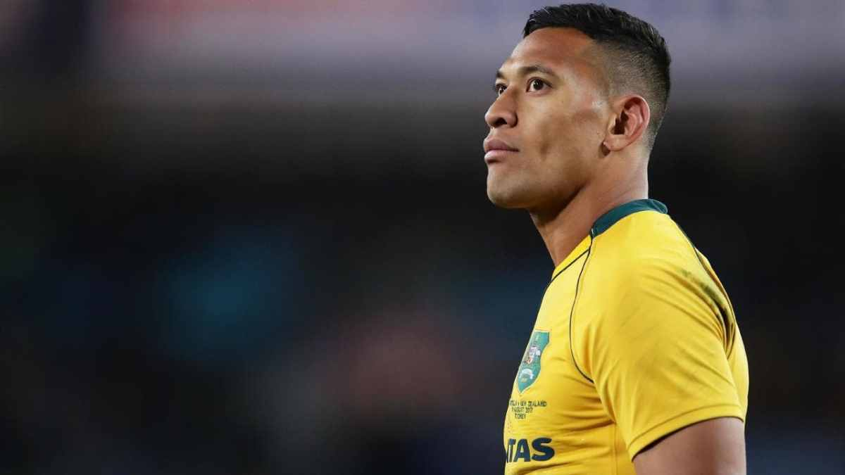 Massive Mistake By Rugby Australia Could Save Israel Folau