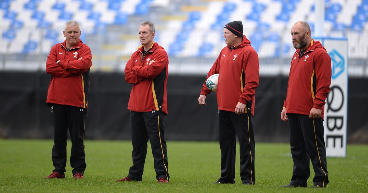 Grand Slam Winning Wales Coach Set To Join Irish Province
