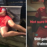 Alex Goode's Three-Day Champions Cup Final Bender Is The Stuff Of Legend