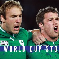 Stephen Ferris On His Brilliant Night Out With Sean O'Brien At The 2011 Rugby World Cup