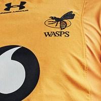 Wasps Unveil Stunning New Home & Alternate Under Armour Jerseys