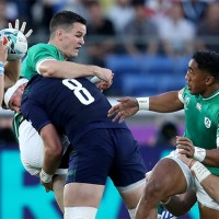 "World Rugby - ""We Did Not Have Those Discussions With Ireland"""