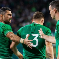 Ireland Team Named For World Cup Quarter-Final Clash With New Zealand