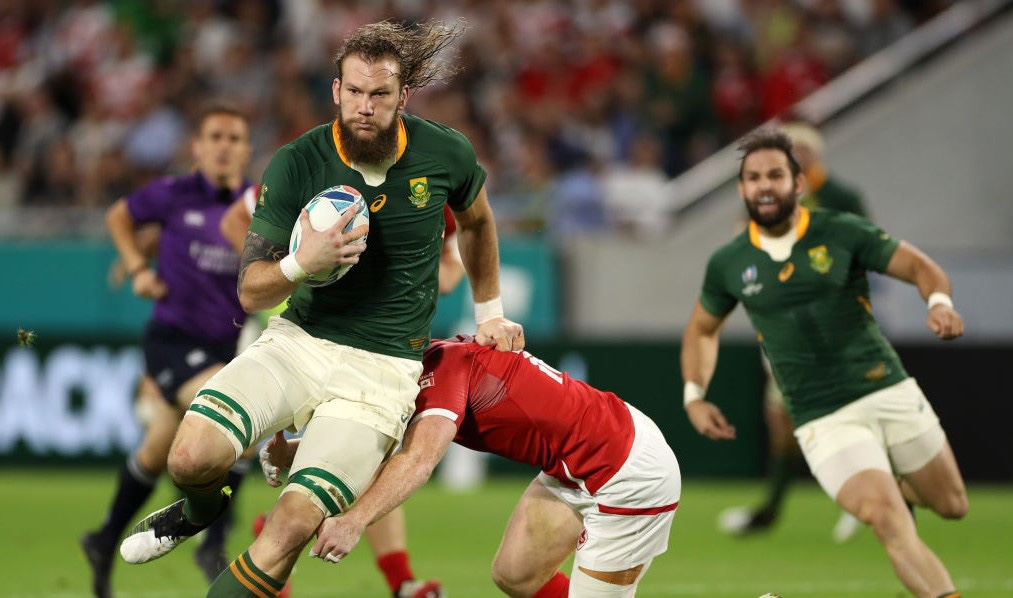 Springbok World Cup winning duo set for Ireland move