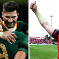 Munster Captain Peter O'Mahony Has His Say On Possible Damien De Allende & RG Synman Deals