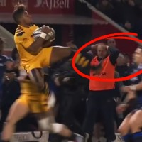 Wasps Winger Shown Red For Absolutely Ridiculous 'Kung-Fu' Challenge In Defeat To Sale