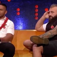 Joe Marler Steals The Show As England Players Explain Haka Challenge On Jonathan Ross