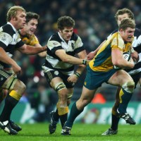 Barbarians Teamsheet From 2008 Game Against Australia Emerges –  And It's Insanely Good