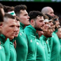 Ireland Forced Into Late Change Ahead Of England Clash