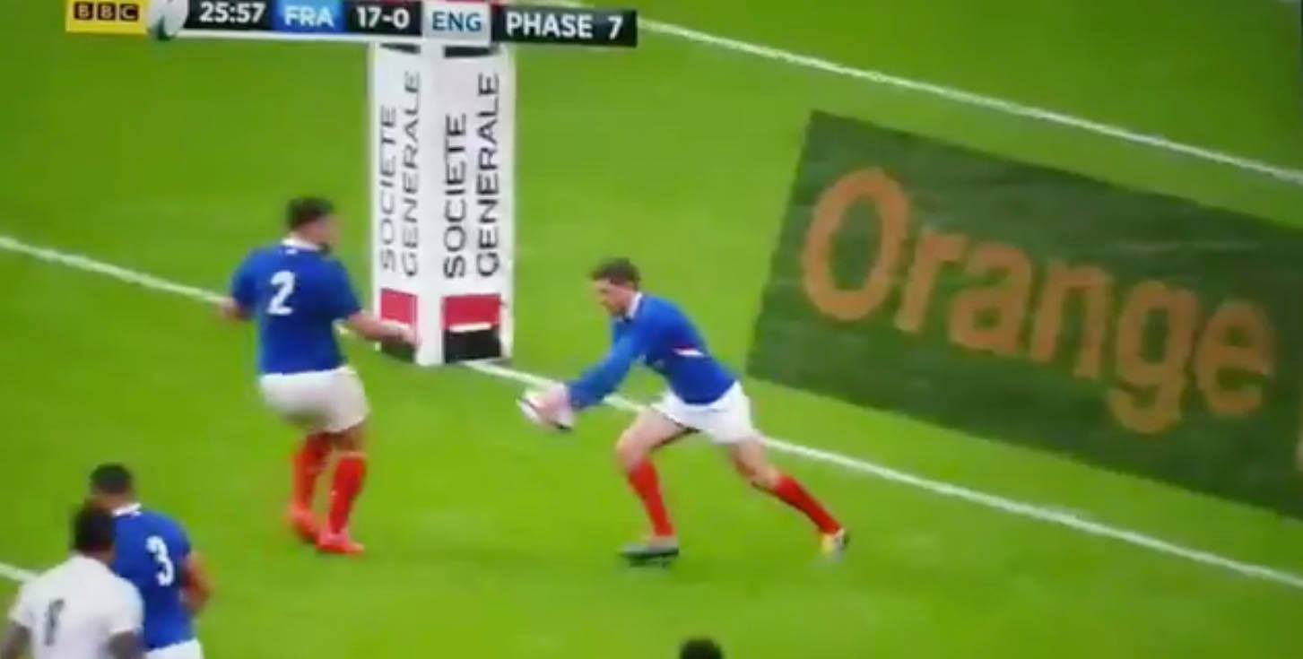 Fired-up France were fuelled by Jones comments - Alldritt
