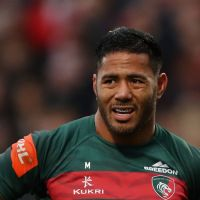 England Centre Manu Tuilagi Set To Walk Away From Leicester As A Free Agent