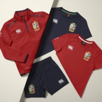 A Look At Some Of The Canterbury Stash The British & Irish Lions Players Will Receive