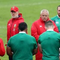 Warren Gatland Names An Irishman As The Best British & Irish Lions Player He Has Ever Coached