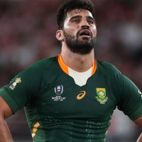 Springboks Head Coach Reacts To Munster Fir Pit Accident That Injured Two Of His Players