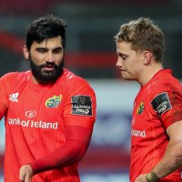 Damian de Allende On What Caused Fire Pit Accident That Burned Four Munster Players