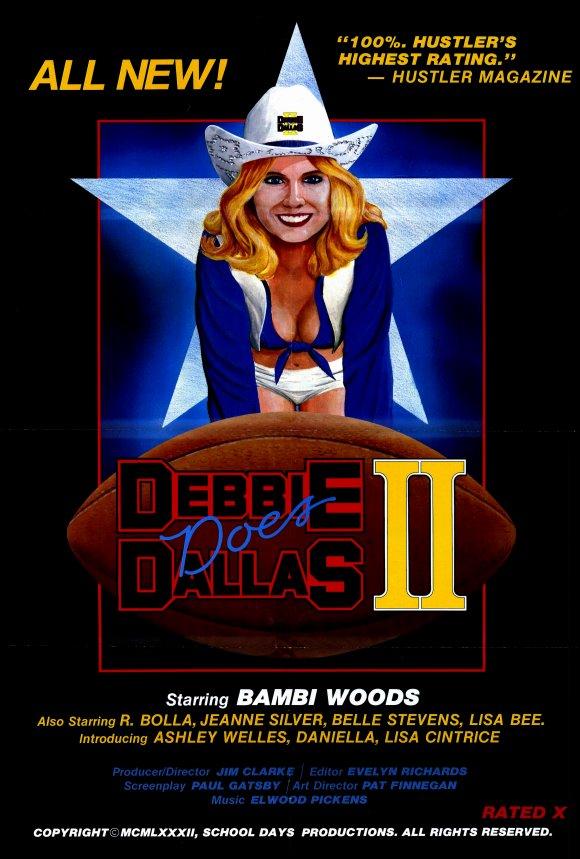 Poster do filme Debbie Does Dallas - Part 2